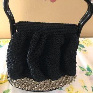 Vintage Small Hobo  Bag.